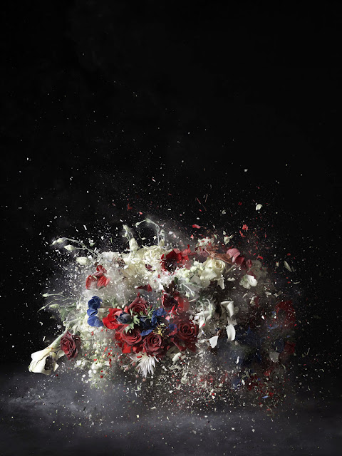 Ori Gersht--Time After Time: Blow Up No. 5