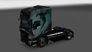 Dragon Skin for Scania RJL