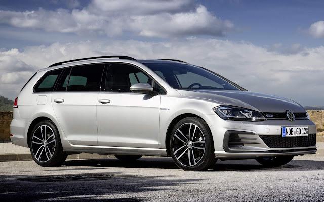 VW Golf 2018 GTD Variant