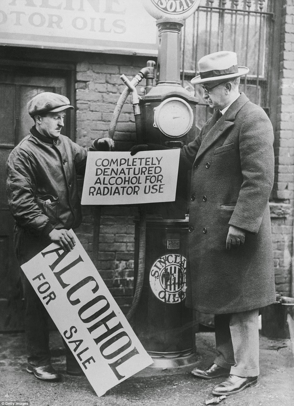 outcomes of alcohol prohibition in the united states It's interesting to compare the effects of early 20th century prohibition against  those of 2012 america's first experiment with alcohol regulation.