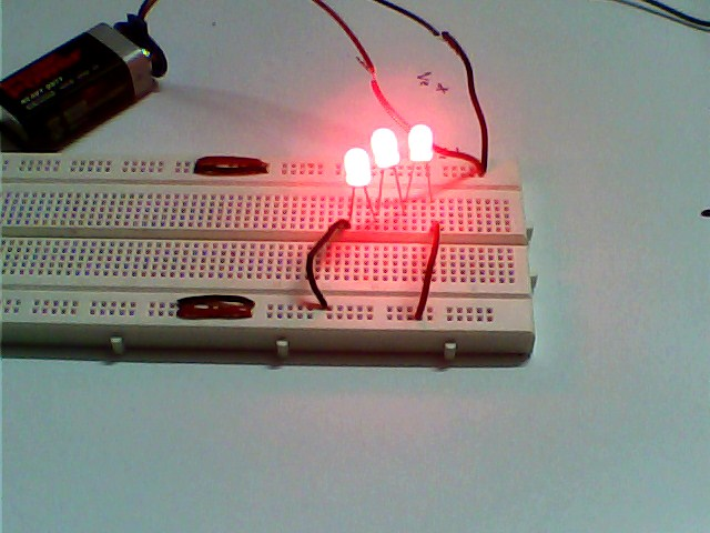 Electronics Embedded Robotics Breadboard Lets Get Practical