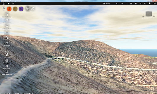 Getting Started with InfraWorks (2015 version) - Part 4: Adding a Road