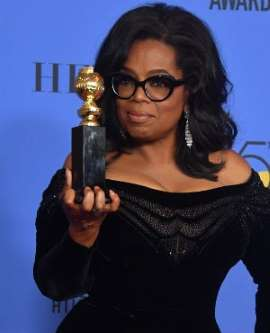 Most Americans 'don't want' Oprah to run for president - poll