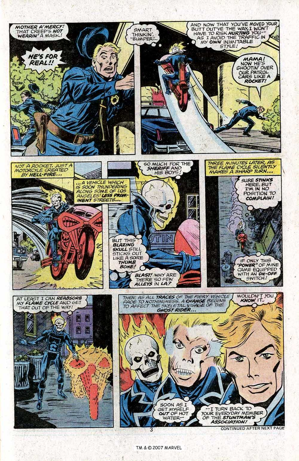 Ghost Rider (1973) Issue #22 #22 - English 5
