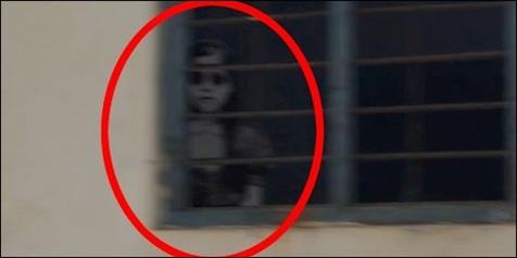 video penampakan hantu paling jelas dan nyata
