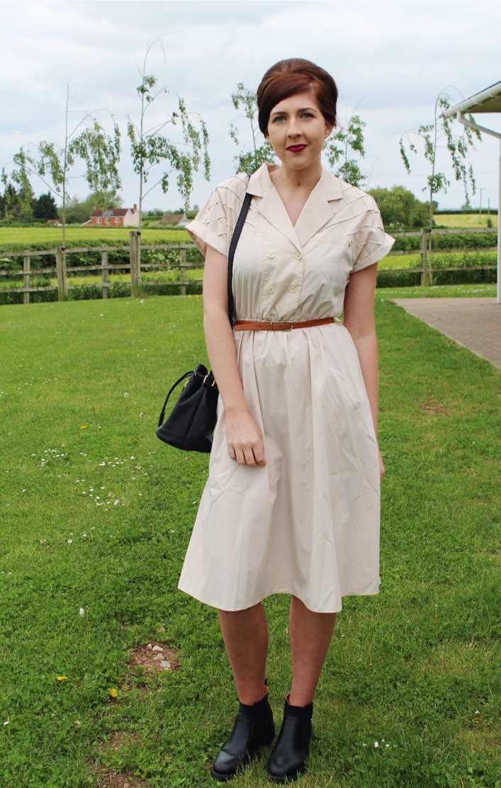 1950sfashion, ASOS, asseenonme, fashionbloggers, fbloggers, halcyonvelvet, lookoftheday, lotd, ootd, outfitoftheday, primark, styleyard, vintage, whatimwearing, wiw, retro