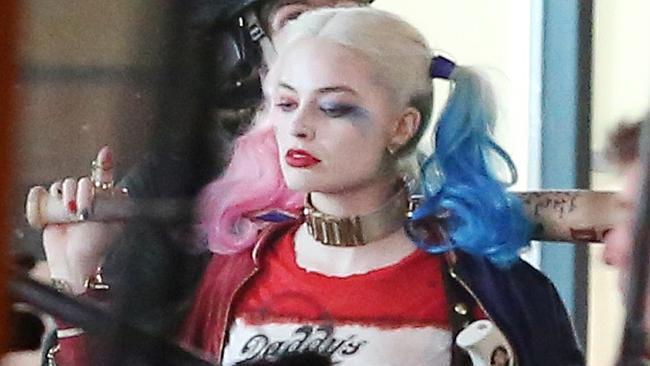 Margot Robbie As Harley Quinn Wallpaper: Margot Robbie