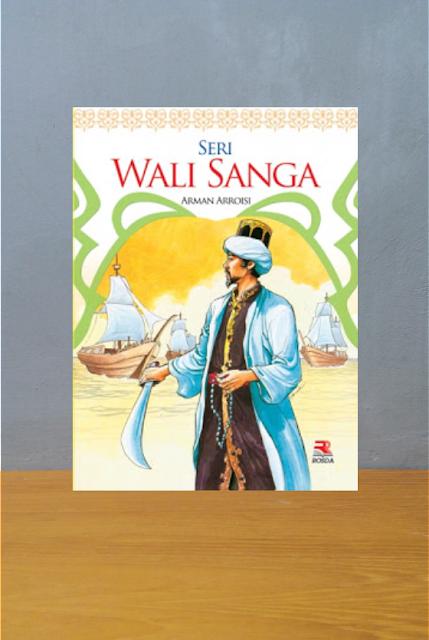 SERI WALI SANGA, Tony Hartono