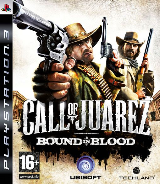 Gratis Call of Juarez Bound in Blood para PS3