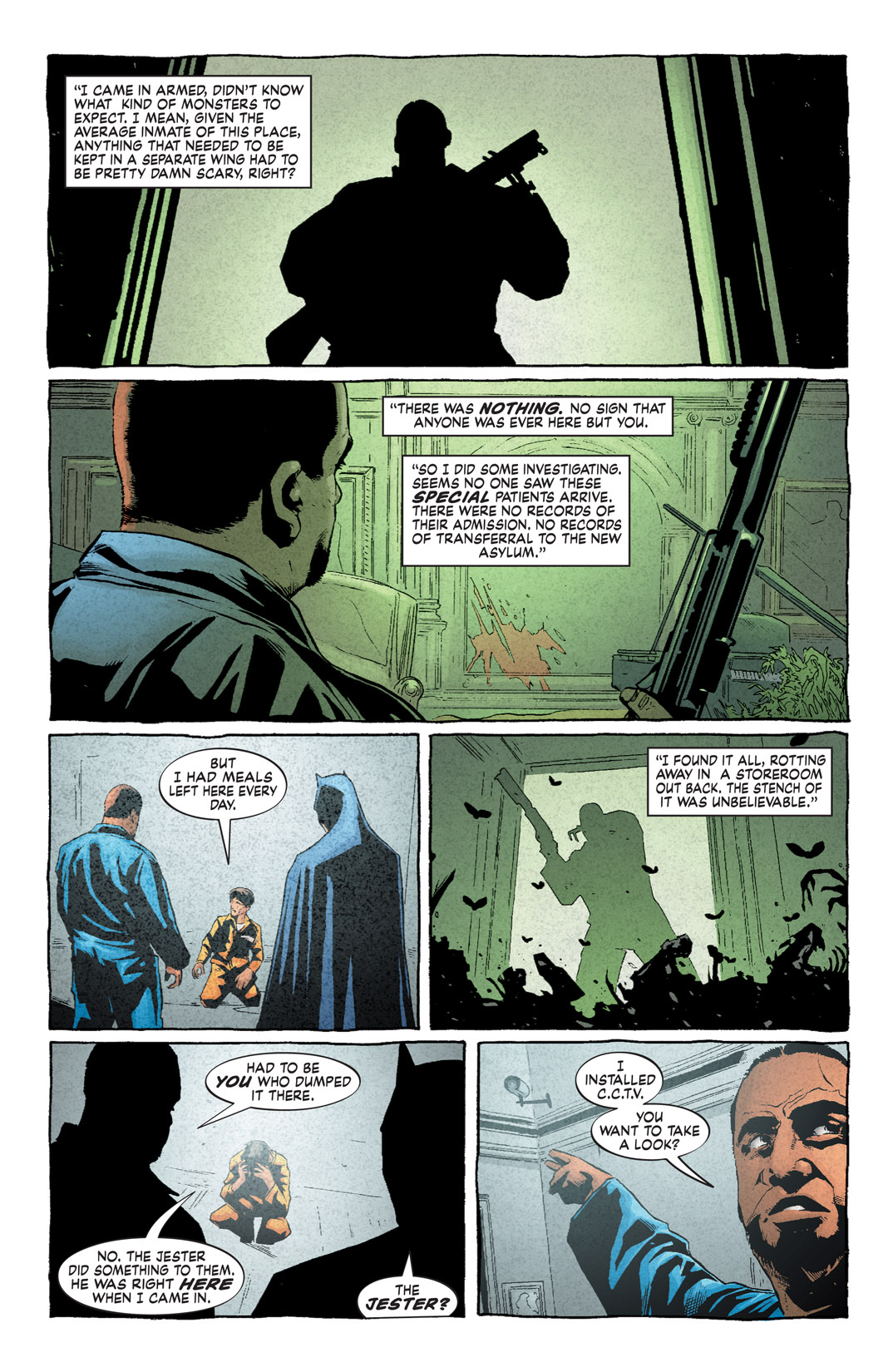 Detective Comics (1937) 865 Page 4