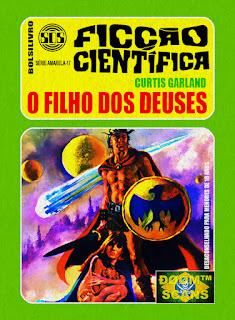bolsilivro sos ficção científica cedibra série amarela curtis garland filho deuses