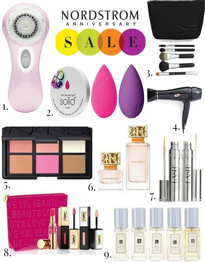Nordstrom Anniversary Sale, Beauty