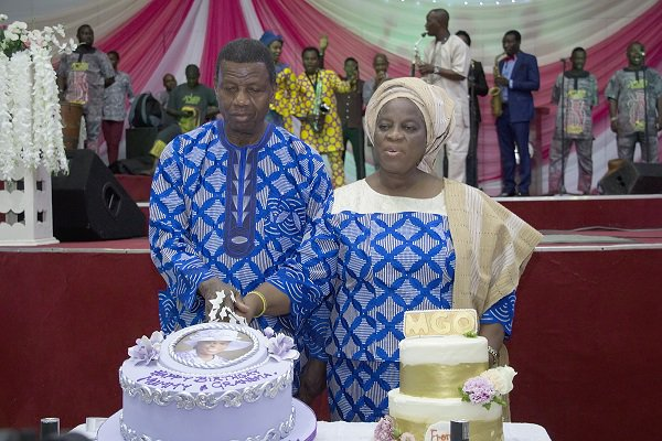 The Love Story Of Pastor Adeboye And His Wife