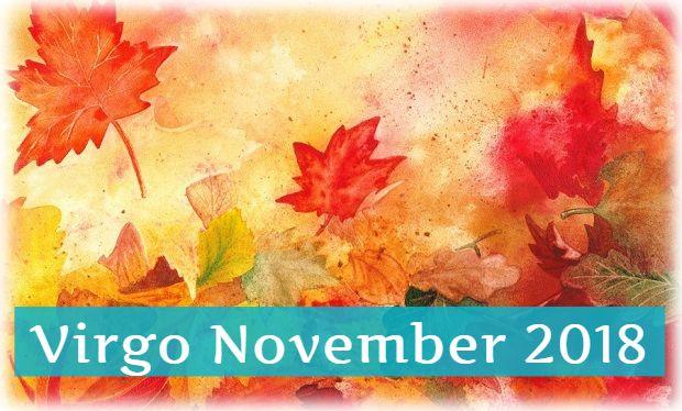 Virgo November 2018 Predictions