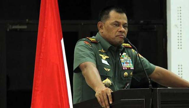 Panglima TNI: Tak Ada Toleransi bagi Gerakan yang Memecah Belah Bangsa