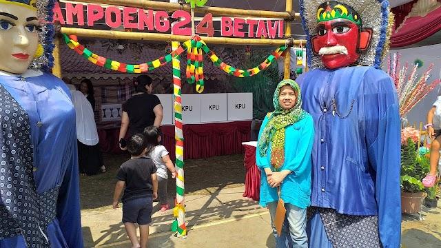 TPS Kampung Nusantara Tampilkan Nuansa Kedaearahan