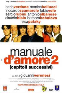 Poster Manual of Love 2