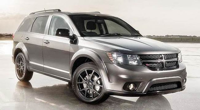 2018 Dodge Journey V6-AWD Redesign and Release Date