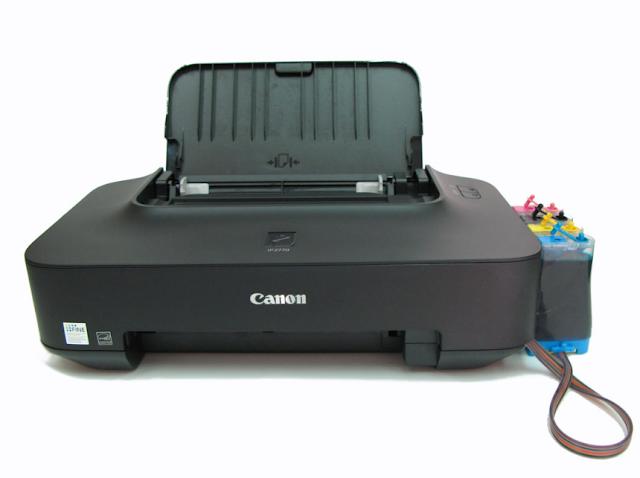Cara Mudah Mengatasi Error 5B00 Printer Canon IP 2770