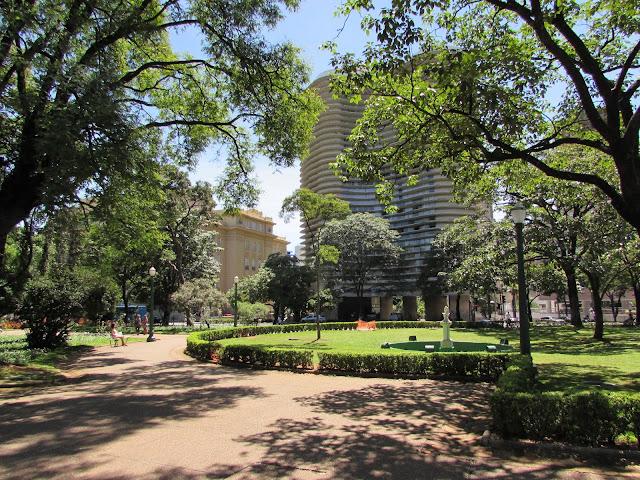 Praça da Liberdade Belo Horizonte