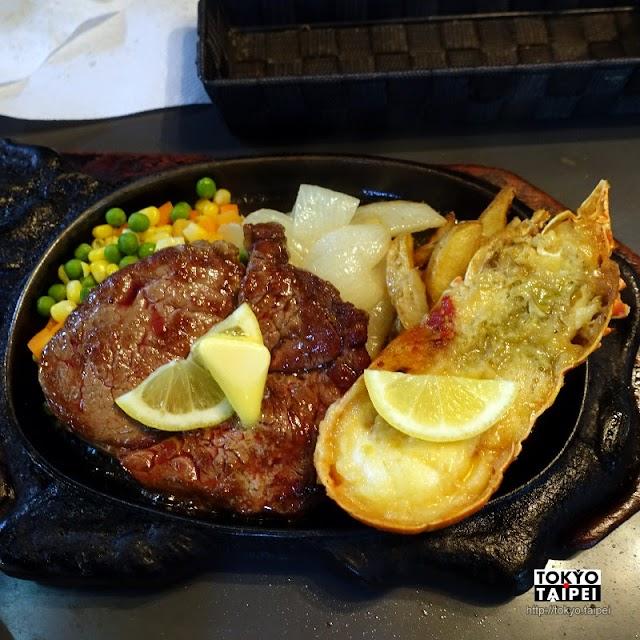 【Highway食堂】24小時營業人氣食堂 便宜美味牛排和伊勢海老