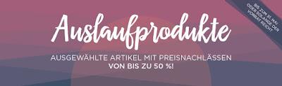 Stampin' Up! rosa Mädchen Kulmbach: Ausverkaufsliste 2016/17