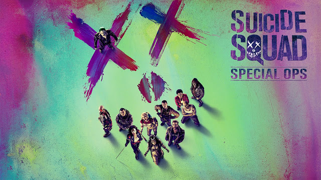 Suicide Squad Special OPS Game Free Download for PC