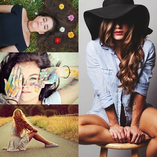 Inspiração Fotos Criativas