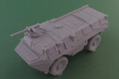 French VAB 4 x 4 picture 21
