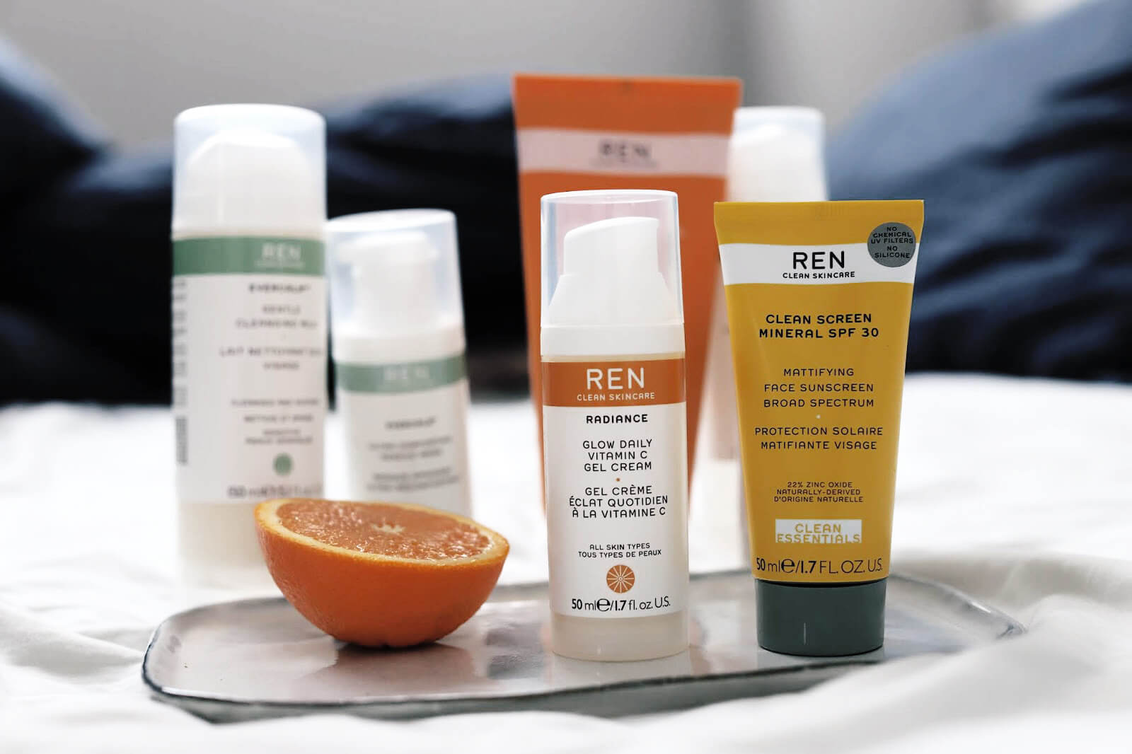 ren-skin-care-daily-glow-gel-creme-vitamine-C-protection-solaire-100-minerale-clean-sunscreen-avis-test-code-promo