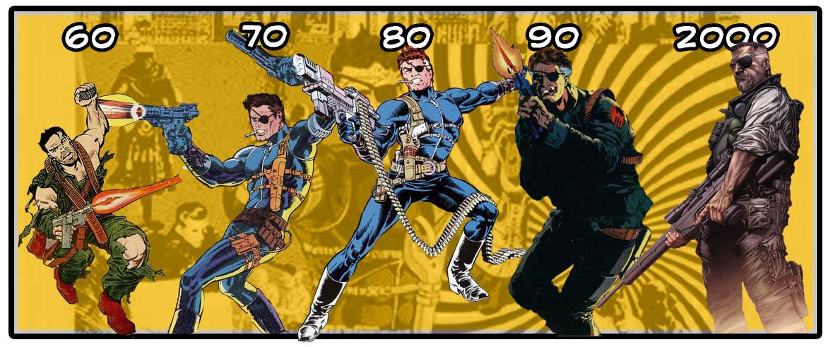 Personajes Marvel