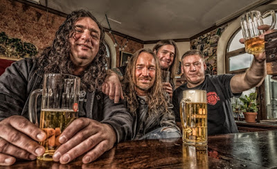Interview - TANKARD - We are not as wild as in the beginning, but sometimes we still gonna have some great parties.