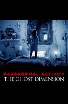 Actividad Paranormal: La Dimensión Fantasma (2015) DVDRip Latino