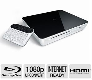 Sony NSZ-GT1 Wi-Fi Blu-Ray Player