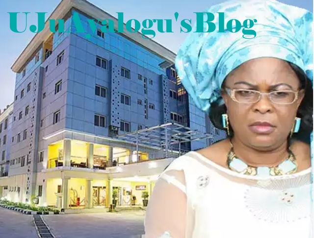 EFCC seizes Patience Jonathan's N2 Billion hotel