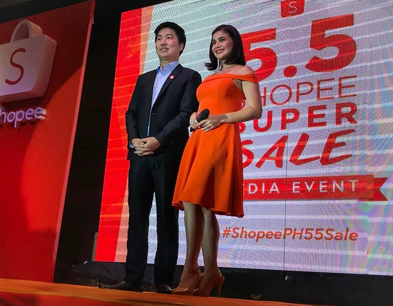 Anne Curtis Will Treat 10 Lucky Fans This 5.5 Shopee Super Sale!
