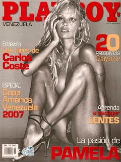 Revista Playboy Venezuela-Junio 2007 PDF