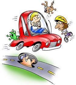 不小心駕駛的定義及定罪後之刑罰