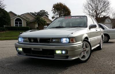 Mitsubishi Eterna Modifikasi