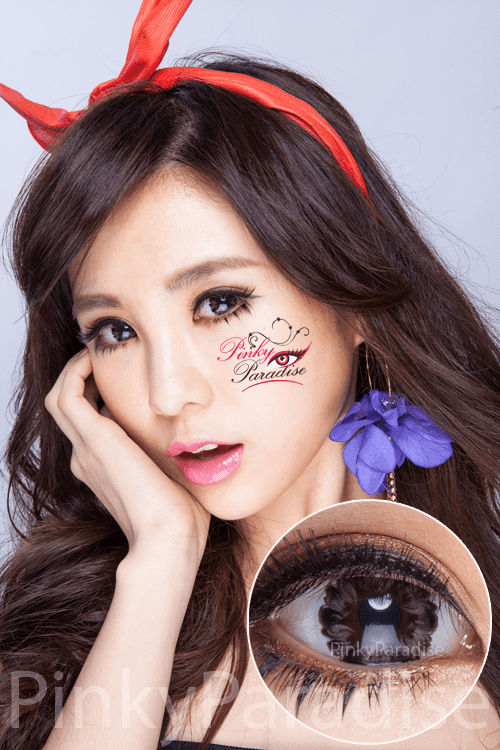 G&G Tulips Pink Circle Lenses (Colored Contacts)