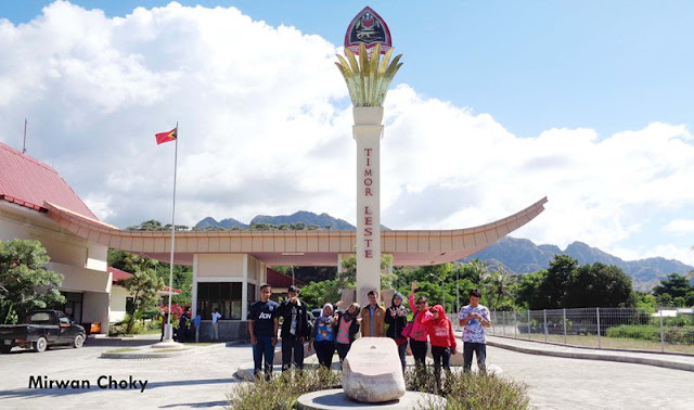 Perbatasan Timor Leste