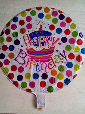 Balon Foil Dekorasi Happy Birthday (FD HB04)