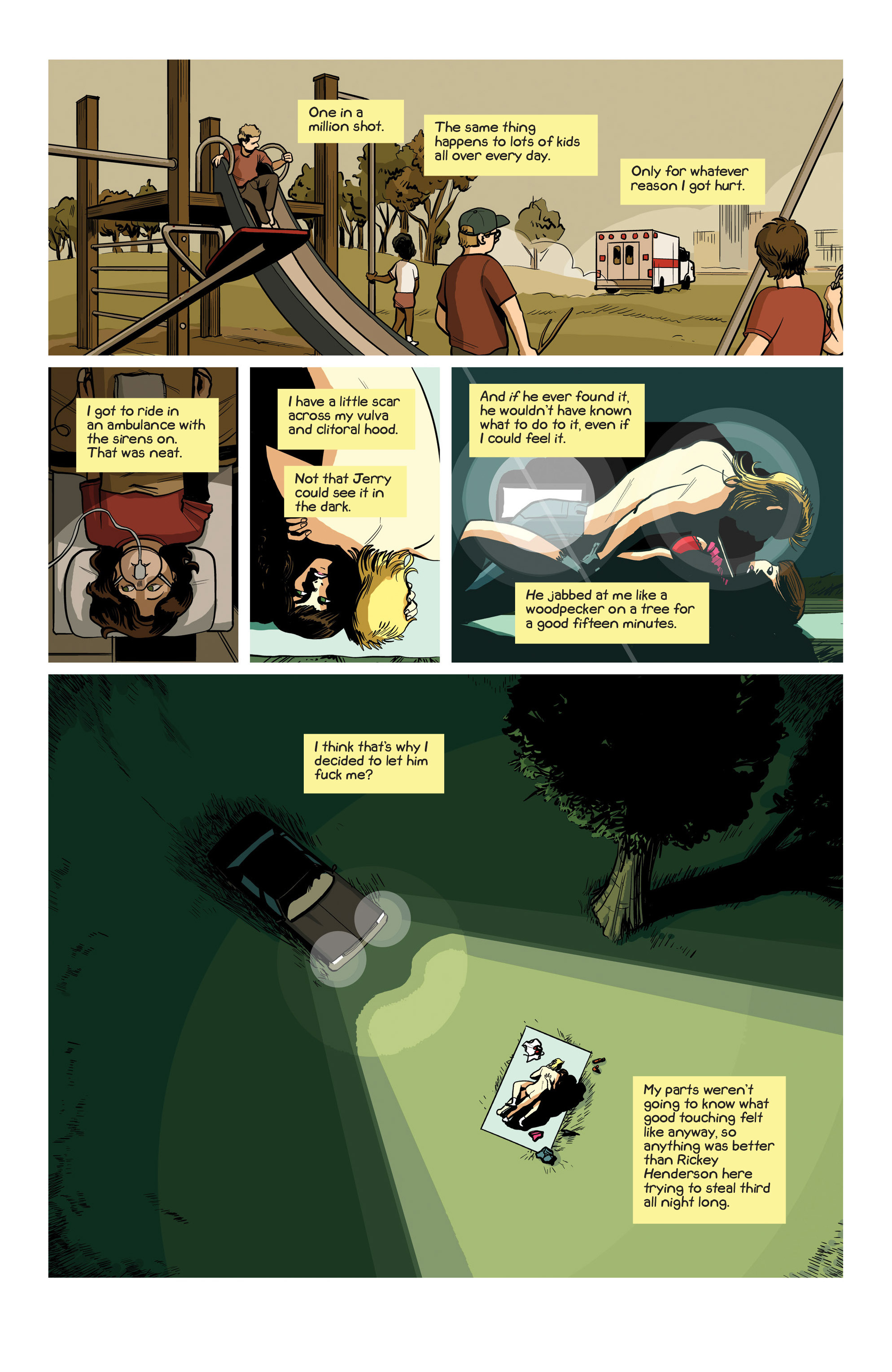 Read online Sex Criminals comic -  Issue # _TPB 2 - 69