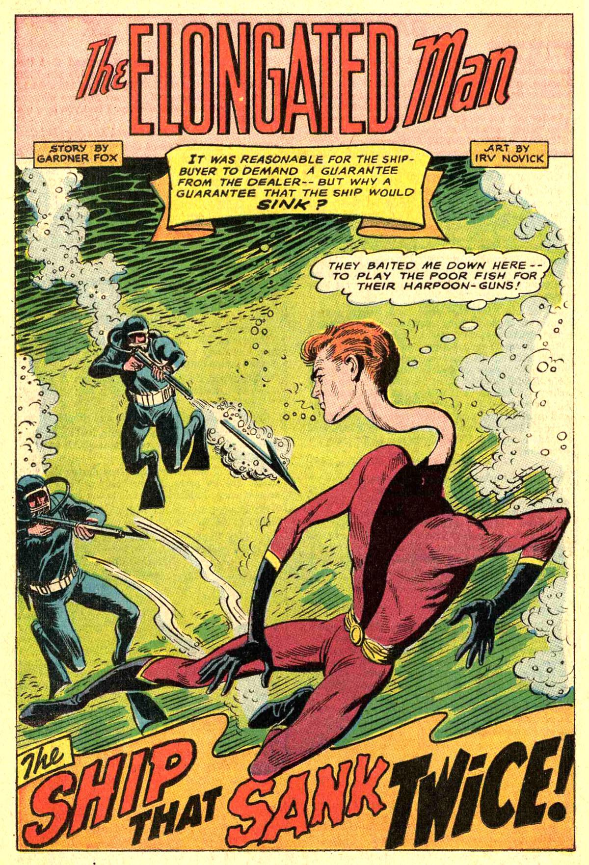 Detective Comics (1937) 364 Page 19
