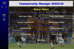 How to Download and Play Game Championship Manager 2000/2001 (CM 00/01) for Computer or Laptop