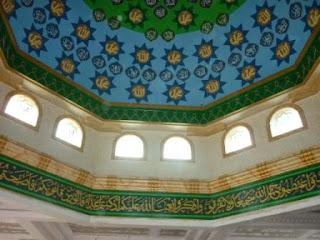 jasa-kaligrafi-masjid-kubah-dalam