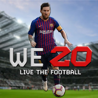 PES 6 WE 20 PATCH Season 2019/2020