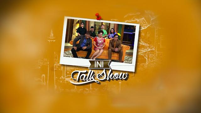 Font yang Dipakai Acara Ini Talk Show NET TV