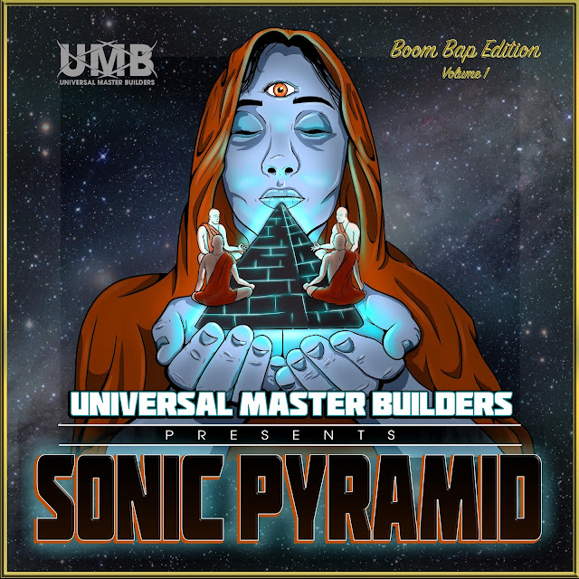 17 Producers, 13 Countries, 5 Continents; Universal Master Builders' Epic Beat Album