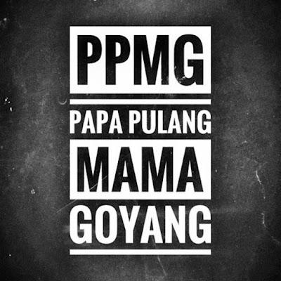 Papa Pulang Mama Goyang